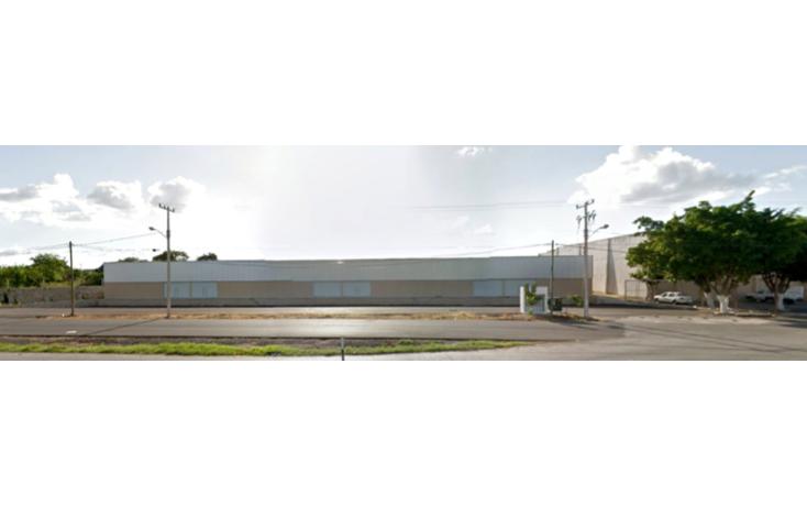 Foto de nave industrial en renta en  , roble ii, mérida, yucatán, 1138209 No. 02