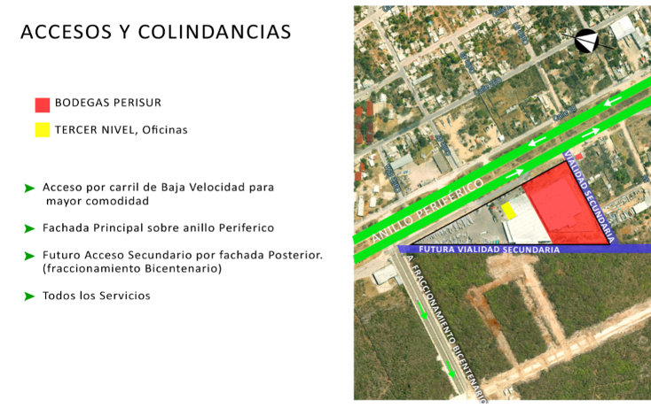 Foto de nave industrial en renta en  , roble ii, mérida, yucatán, 1138209 No. 04
