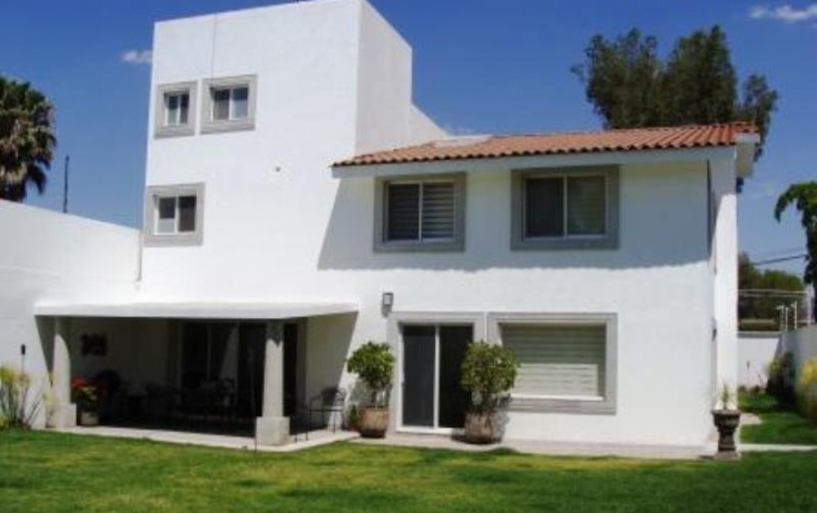 Foto de casa en venta en robles, ampliación satélite, querétaro, querétaro, 589233 no 01