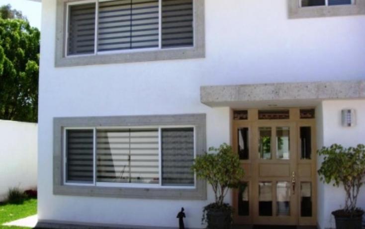 Foto de casa en venta en robles, ampliación satélite, querétaro, querétaro, 589233 no 02