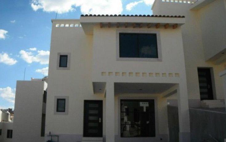 Foto de casa en condominio en venta en roca, fracc la cañada 59, cañada del sol, guadalupe, zacatecas, 1719710 no 01