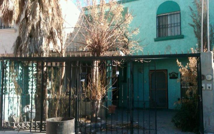 Foto de casa en venta en  , rodas, juárez, chihuahua, 1567714 No. 01