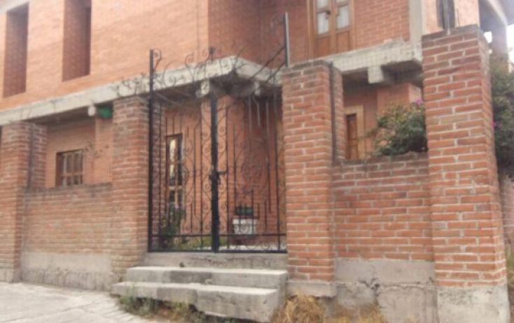 Foto de casa en venta en rodolfo gaona 84, san isidro la paz 1a sección, nicolás romero, estado de méxico, 1756187 no 01