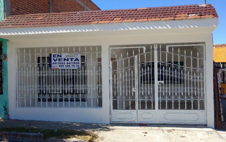 Foto de casa en venta en, rodolfo landeros gallegos, aguascalientes, aguascalientes, 1618950 no 01