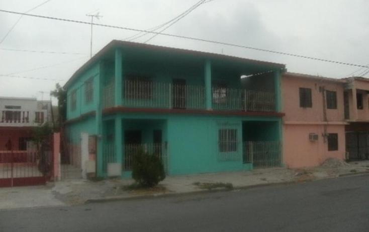Foto de casa en venta en  , rodriguez, reynosa, tamaulipas, 955373 No. 01