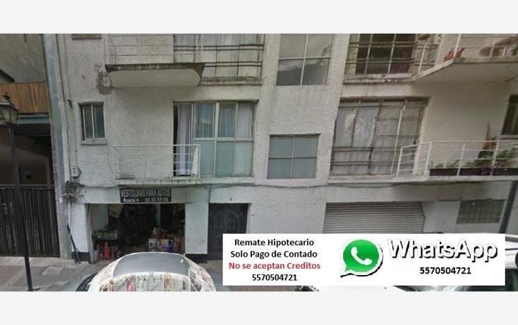 Foto de departamento en venta en  1, juárez, cuauhtémoc, distrito federal, 1807412 No. 01