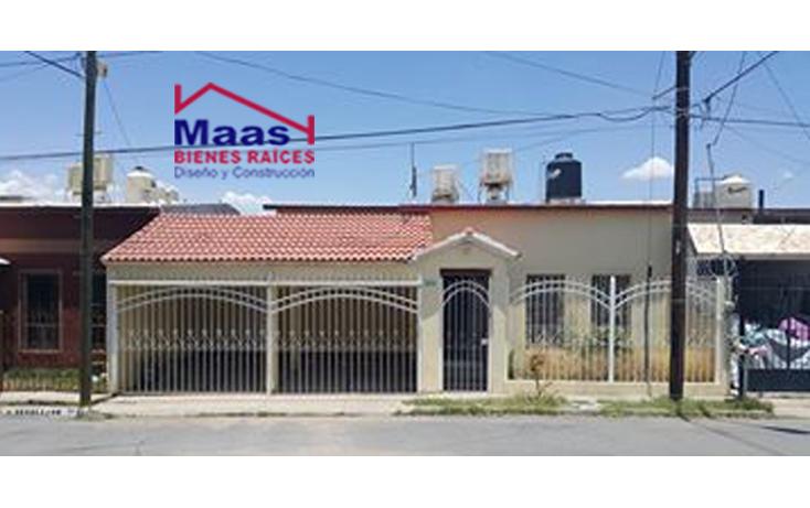 Foto de casa en venta en  , roma ii, chihuahua, chihuahua, 1661002 No. 01