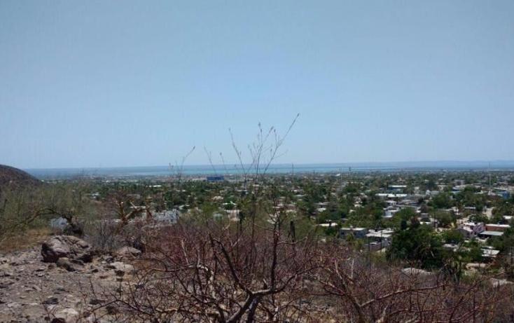 Foto de terreno habitacional en venta en  , roma, la paz, baja california sur, 1050717 No. 01