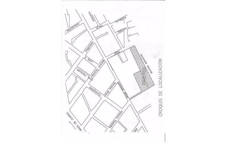 Foto de terreno habitacional en venta en  , roma, la paz, baja california sur, 1050717 No. 07