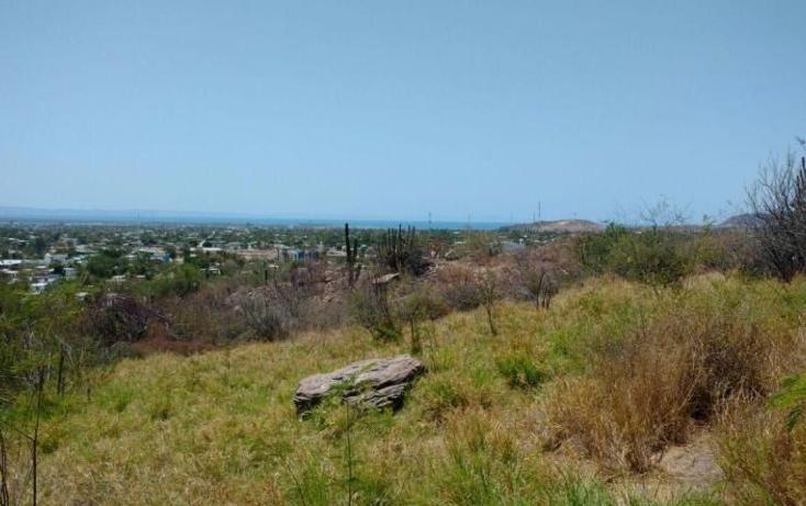 Foto de terreno habitacional en venta en  , roma, la paz, baja california sur, 1050717 No. 09
