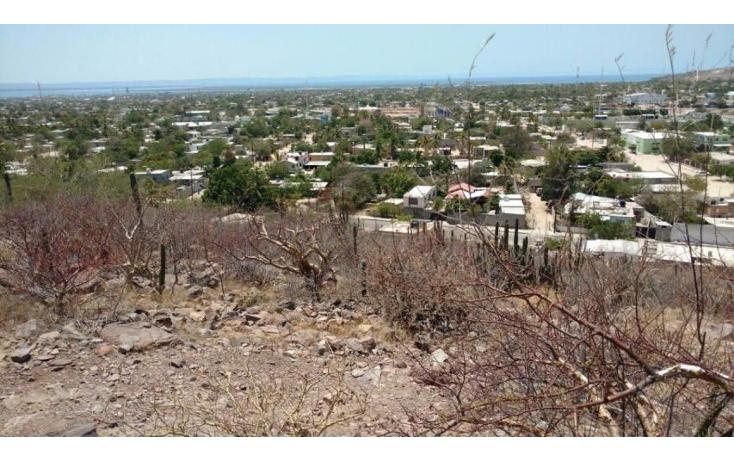 Foto de terreno habitacional en venta en  , roma, la paz, baja california sur, 1050717 No. 14