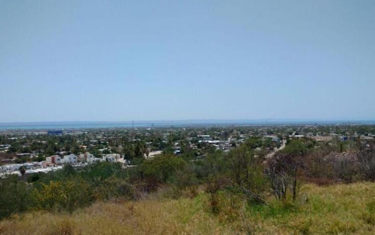 Foto de terreno habitacional en venta en  , roma, la paz, baja california sur, 1050717 No. 16