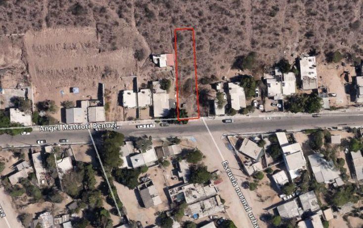 Foto de terreno habitacional en venta en, roma, la paz, baja california sur, 1553724 no 01