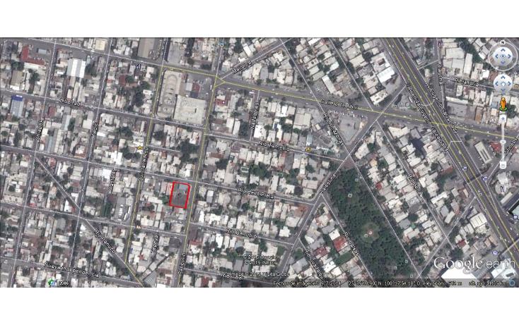 Foto de terreno comercial en renta en  , roma, monterrey, nuevo le?n, 1385755 No. 11