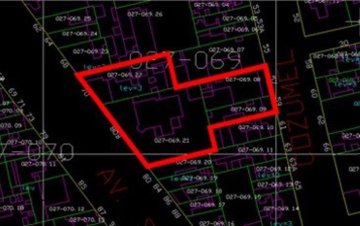 Foto de terreno habitacional en venta en, roma norte, cuauhtémoc, df, 1718950 no 09