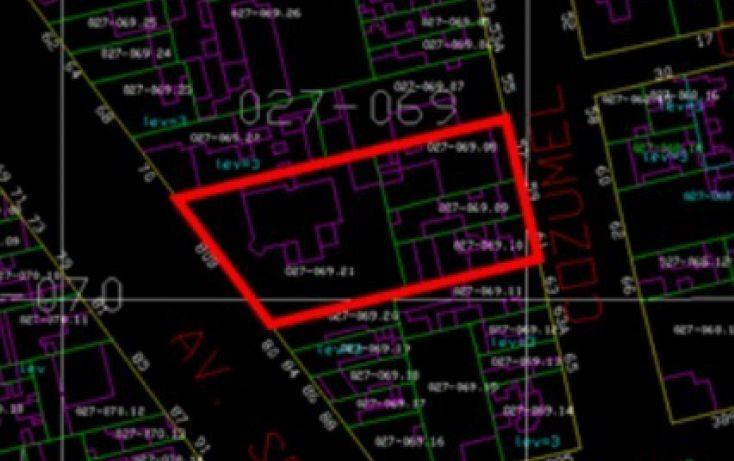 Foto de terreno habitacional en venta en, roma norte, cuauhtémoc, df, 2012289 no 02
