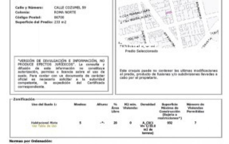 Foto de terreno habitacional en venta en, roma norte, cuauhtémoc, df, 2012289 no 07