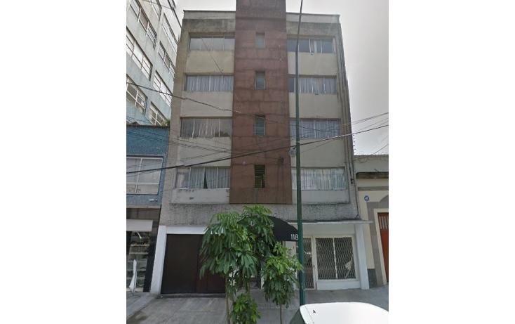 Foto de departamento en venta en  , roma norte, cuauhtémoc, distrito federal, 1510119 No. 01