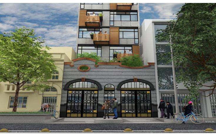 Foto de departamento en venta en  , roma norte, cuauhtémoc, distrito federal, 1699382 No. 01