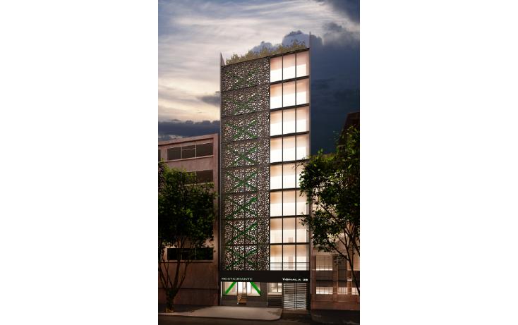 Foto de edificio en renta en  , roma norte, cuauhtémoc, distrito federal, 1756426 No. 01