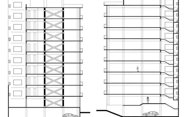 Foto de edificio en renta en  , roma norte, cuauhtémoc, distrito federal, 1756426 No. 02