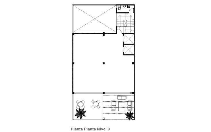 Foto de edificio en renta en  , roma norte, cuauhtémoc, distrito federal, 1756426 No. 03