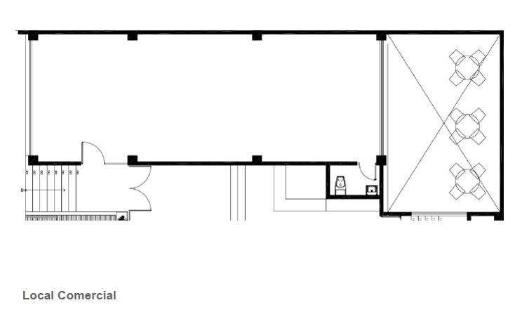 Foto de edificio en renta en  , roma norte, cuauhtémoc, distrito federal, 1756426 No. 06