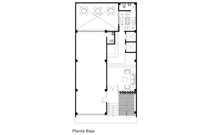 Foto de edificio en renta en  , roma norte, cuauhtémoc, distrito federal, 1756426 No. 07
