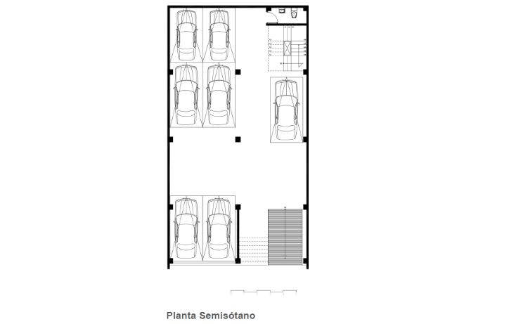 Foto de edificio en renta en  , roma norte, cuauhtémoc, distrito federal, 1756426 No. 08