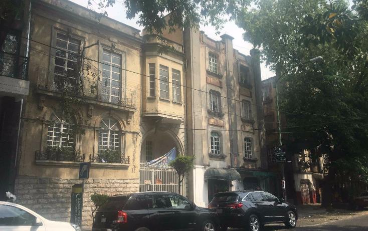 Foto de edificio en renta en  , roma norte, cuauhtémoc, distrito federal, 1756426 No. 24