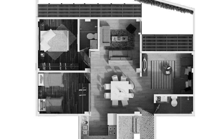 Foto de departamento en venta en  , roma norte, cuauhtémoc, distrito federal, 1759592 No. 05