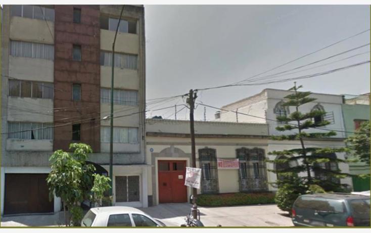 Foto de departamento en venta en  , roma norte, cuauht?moc, distrito federal, 1760498 No. 01