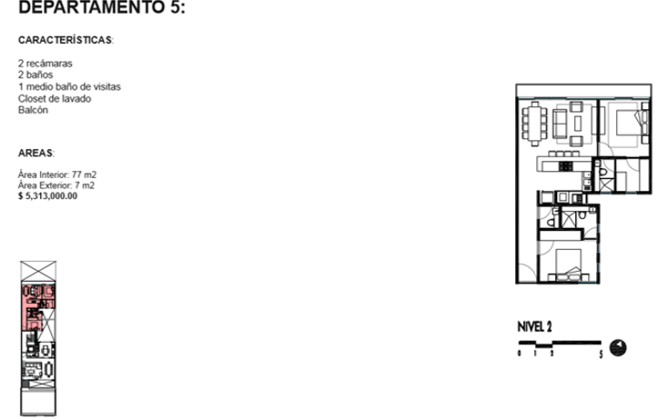 Foto de departamento en venta en  , roma norte, cuauhtémoc, distrito federal, 1834996 No. 10
