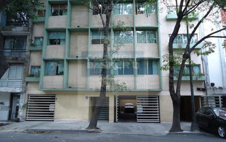 Foto de departamento en venta en  , roma norte, cuauhtémoc, distrito federal, 1850468 No. 01