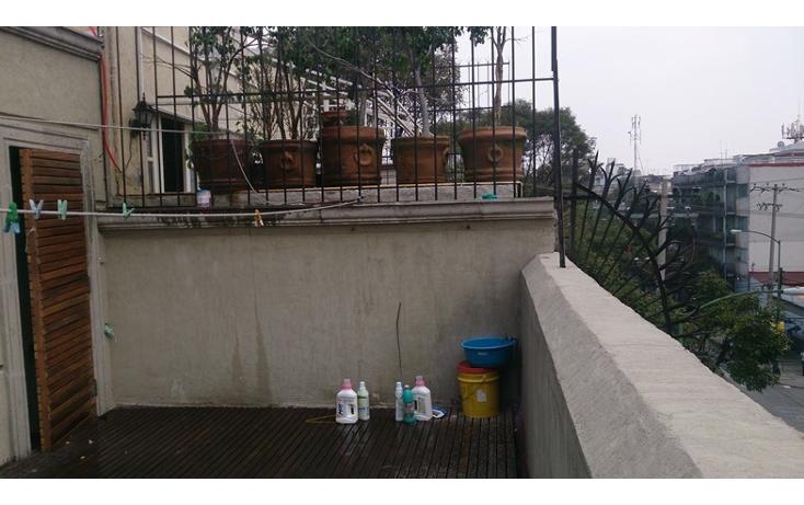 Foto de casa en venta en  , roma norte, cuauht?moc, distrito federal, 1855610 No. 45