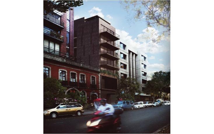 Foto de departamento en venta en  , roma norte, cuauhtémoc, distrito federal, 1873842 No. 01