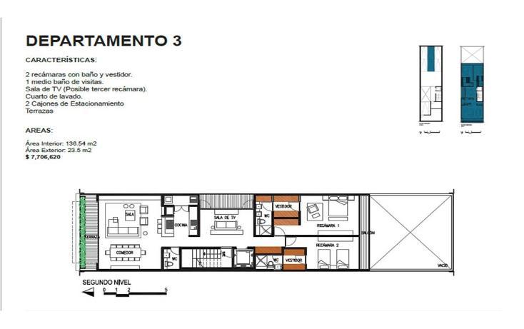 Foto de departamento en venta en  , roma norte, cuauhtémoc, distrito federal, 1873842 No. 09
