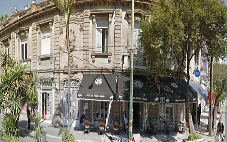 Foto de edificio en venta en  , roma norte, cuauht?moc, distrito federal, 1908311 No. 01
