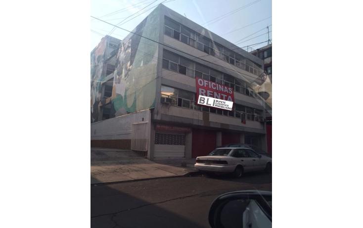 Foto de oficina en renta en  , roma norte, cuauhtémoc, distrito federal, 2844574 No. 01