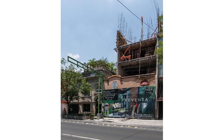 Foto de departamento en venta en  , roma norte, cuauhtémoc, distrito federal, 479462 No. 10