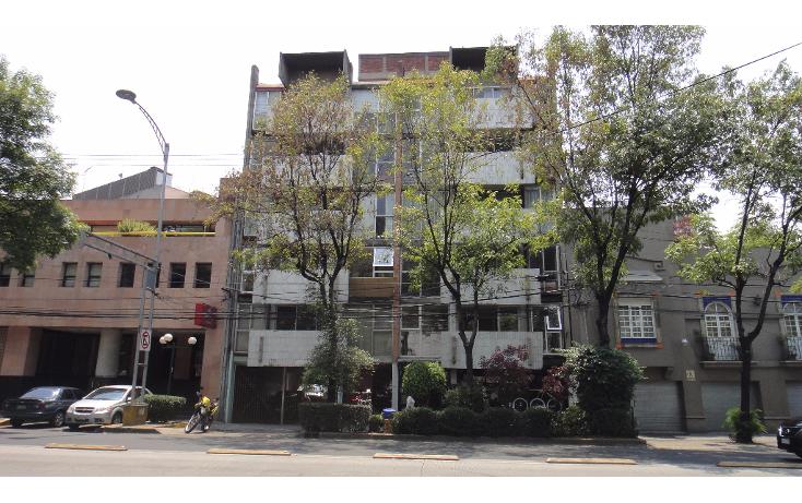 Foto de departamento en renta en  , roma sur, cuauhtémoc, distrito federal, 1112969 No. 01