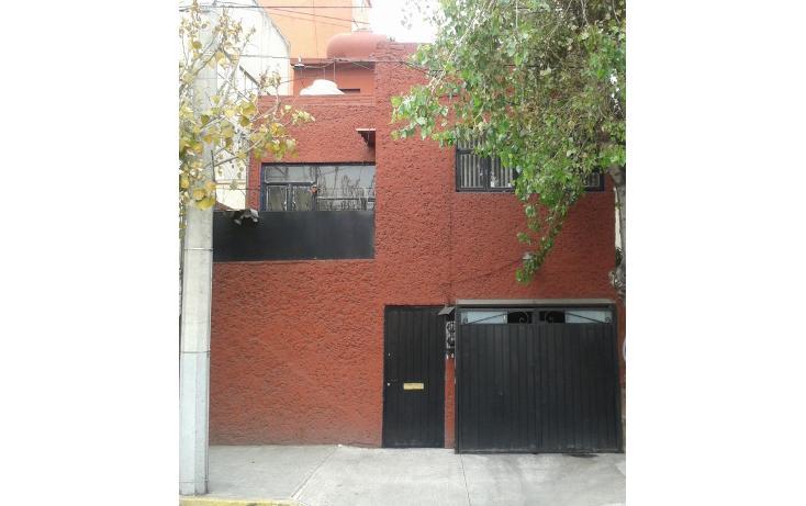 Foto de terreno habitacional en venta en  , roma sur, cuauhtémoc, distrito federal, 1617536 No. 01