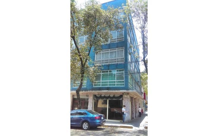 Foto de departamento en venta en  , roma sur, cuauhtémoc, distrito federal, 1829458 No. 01