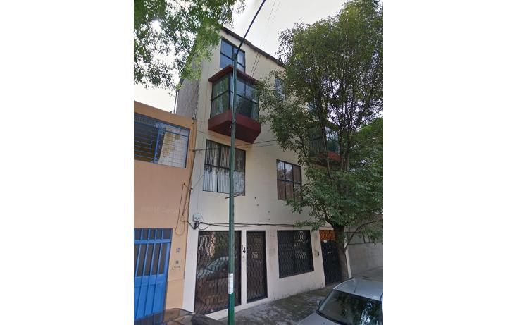 Foto de edificio en venta en  , roma sur, cuauhtémoc, distrito federal, 1852898 No. 01
