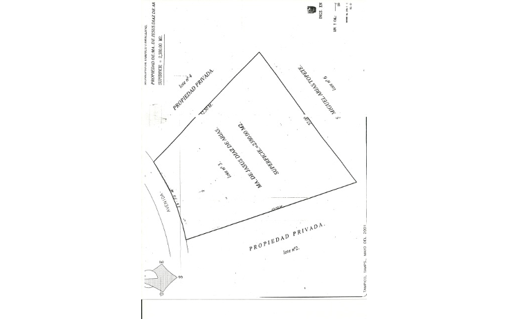 Foto de terreno comercial en venta en  , roma, tampico, tamaulipas, 1126395 No. 02