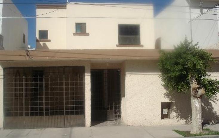 Foto de casa en venta en  , roma, torreón, coahuila de zaragoza, 400456 No. 01