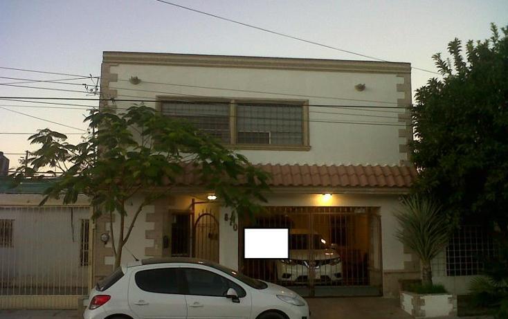 Foto de casa en venta en  , roma, torreón, coahuila de zaragoza, 792827 No. 02