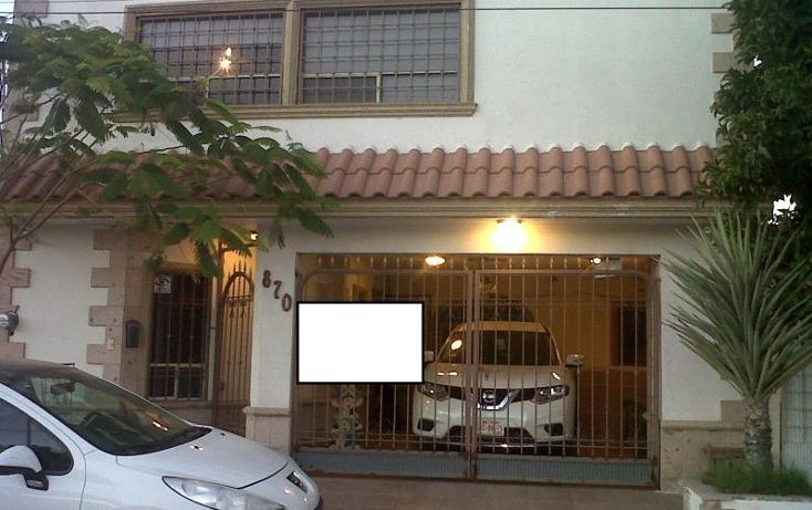 Foto de casa en venta en  , roma, torreón, coahuila de zaragoza, 792827 No. 03