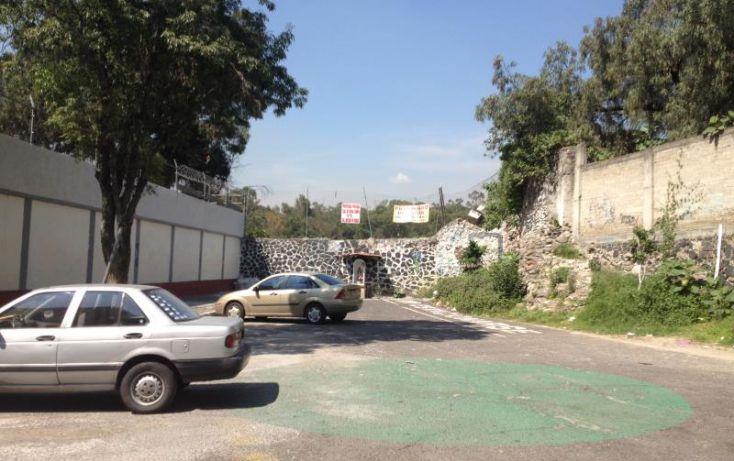 Foto de terreno comercial en venta en rosa china 76, olivar del conde 1a sección, álvaro obregón, df, 996513 no 01