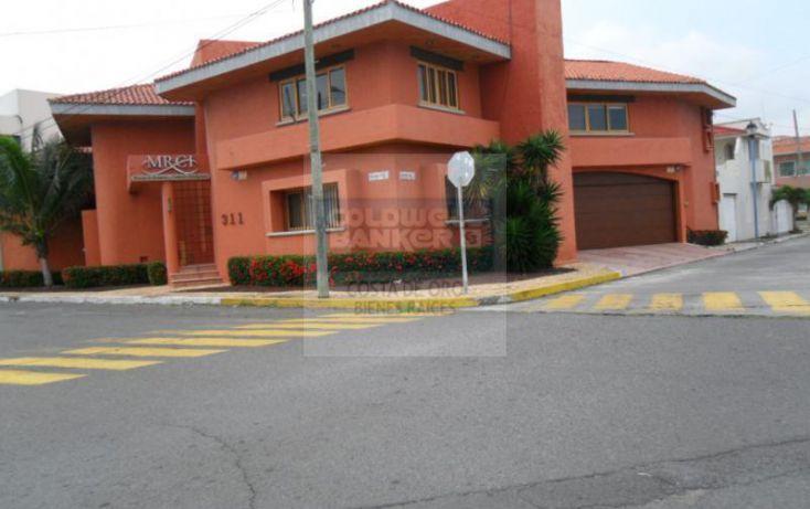 Foto de casa en venta en rosales 311, jardines de virginia, boca del río, veracruz, 1497603 no 01